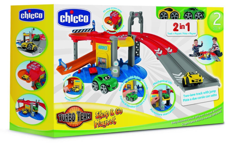 CHICCO GARAGE STOP e GO 07414 ARTSANA CHICCO