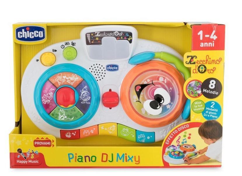CHICCO PIANO DJ MIXY 09493 ARTSANA CHICCO