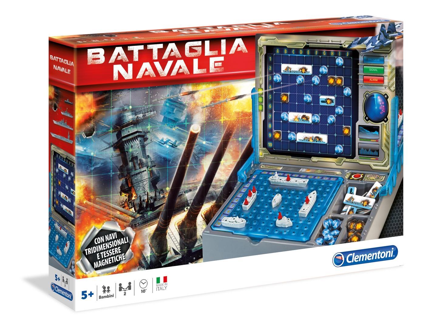 BATTAGLIA NAVALE 11133 CLEMENTONI