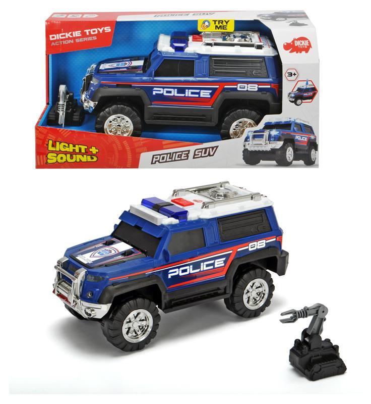 DIKIE SUV POLICE CM. 30 203306008 SIMBA NEW
