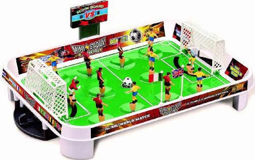 CALCETTO MINI STADIUM - SOCCER PRO 1010 VILLA