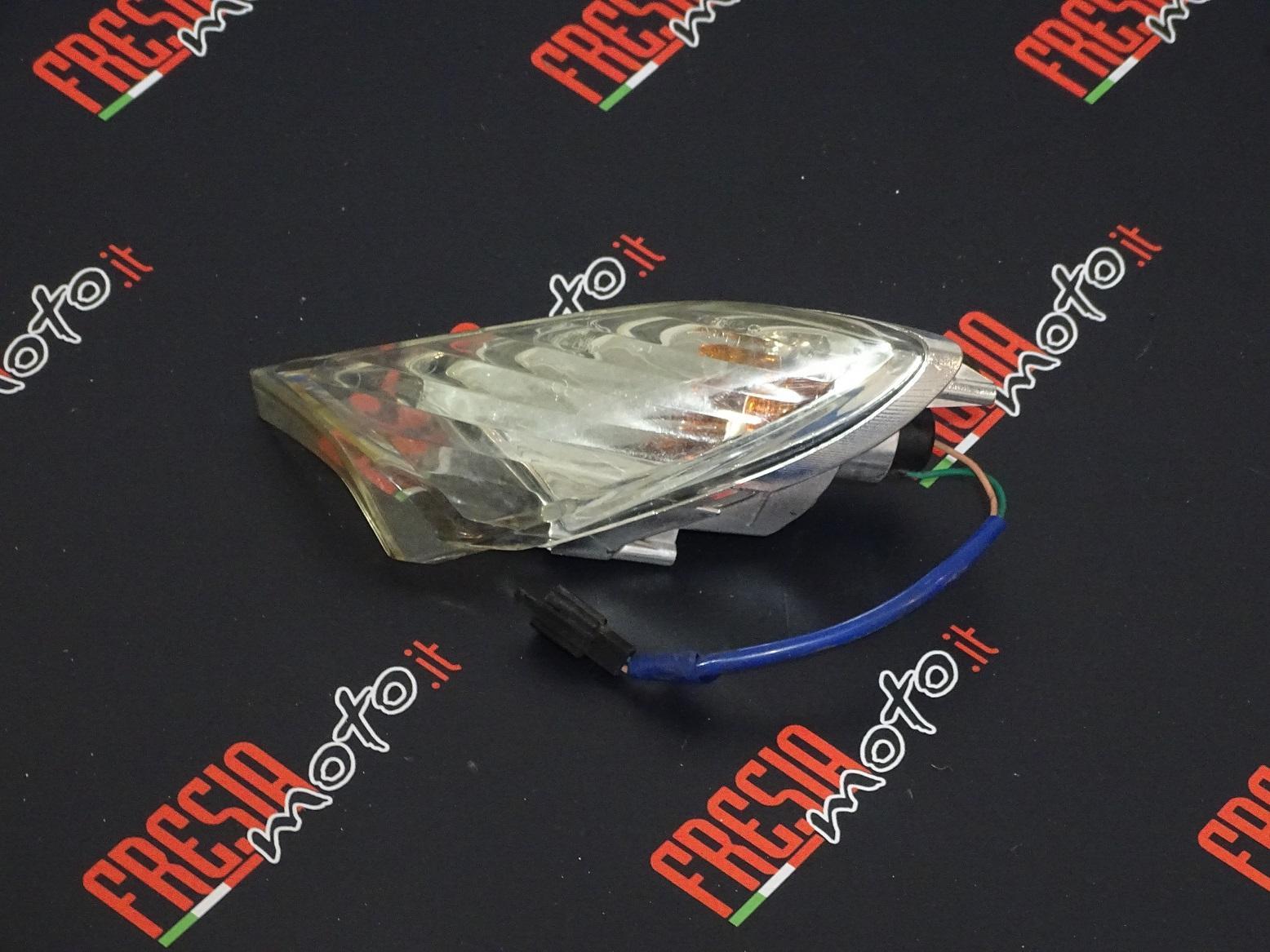 INDICATORE SINISTRO ANTERIORE USATO KYMCO XCITING R 500 ANNO 2008