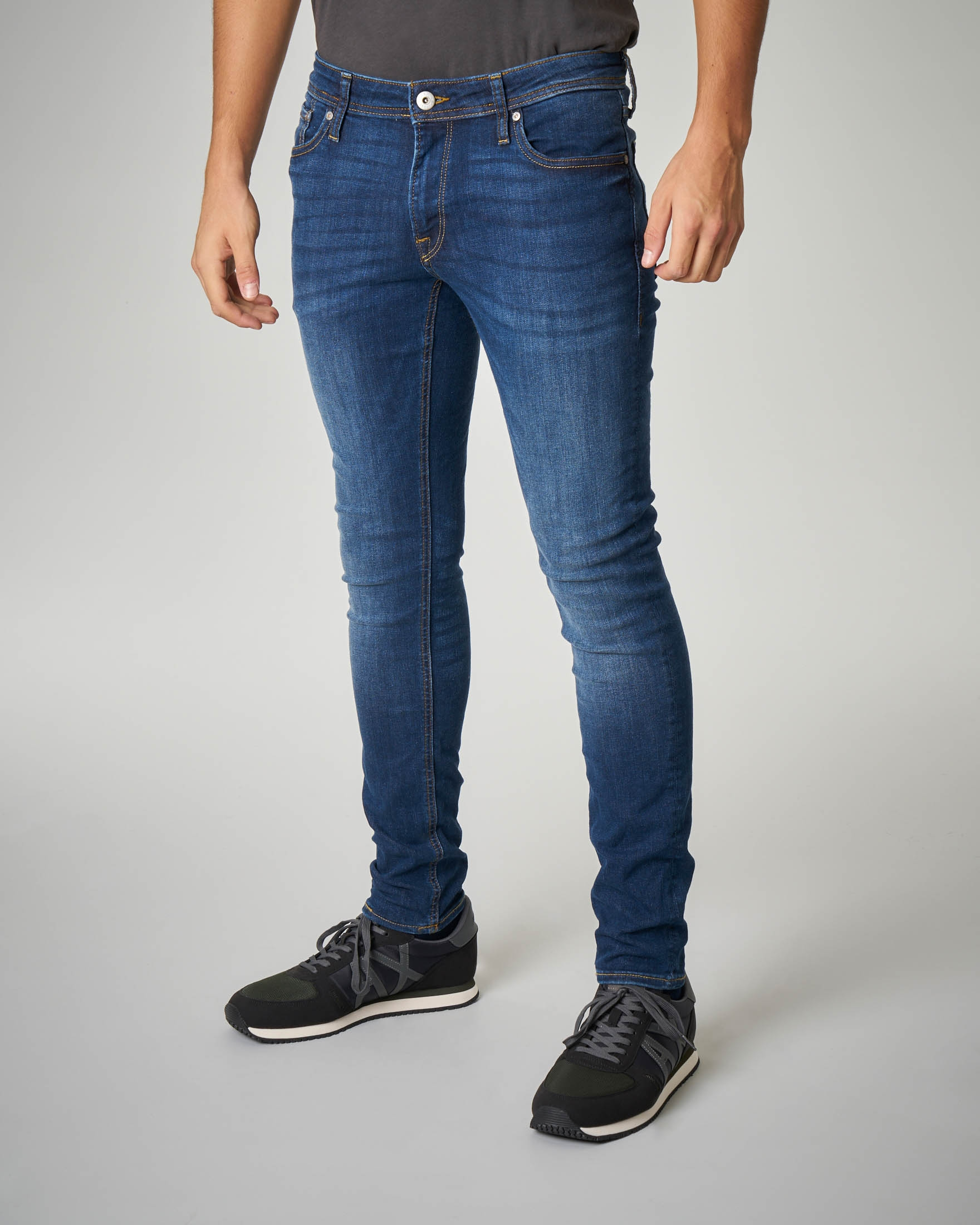 Jeans skinny-fit stretch