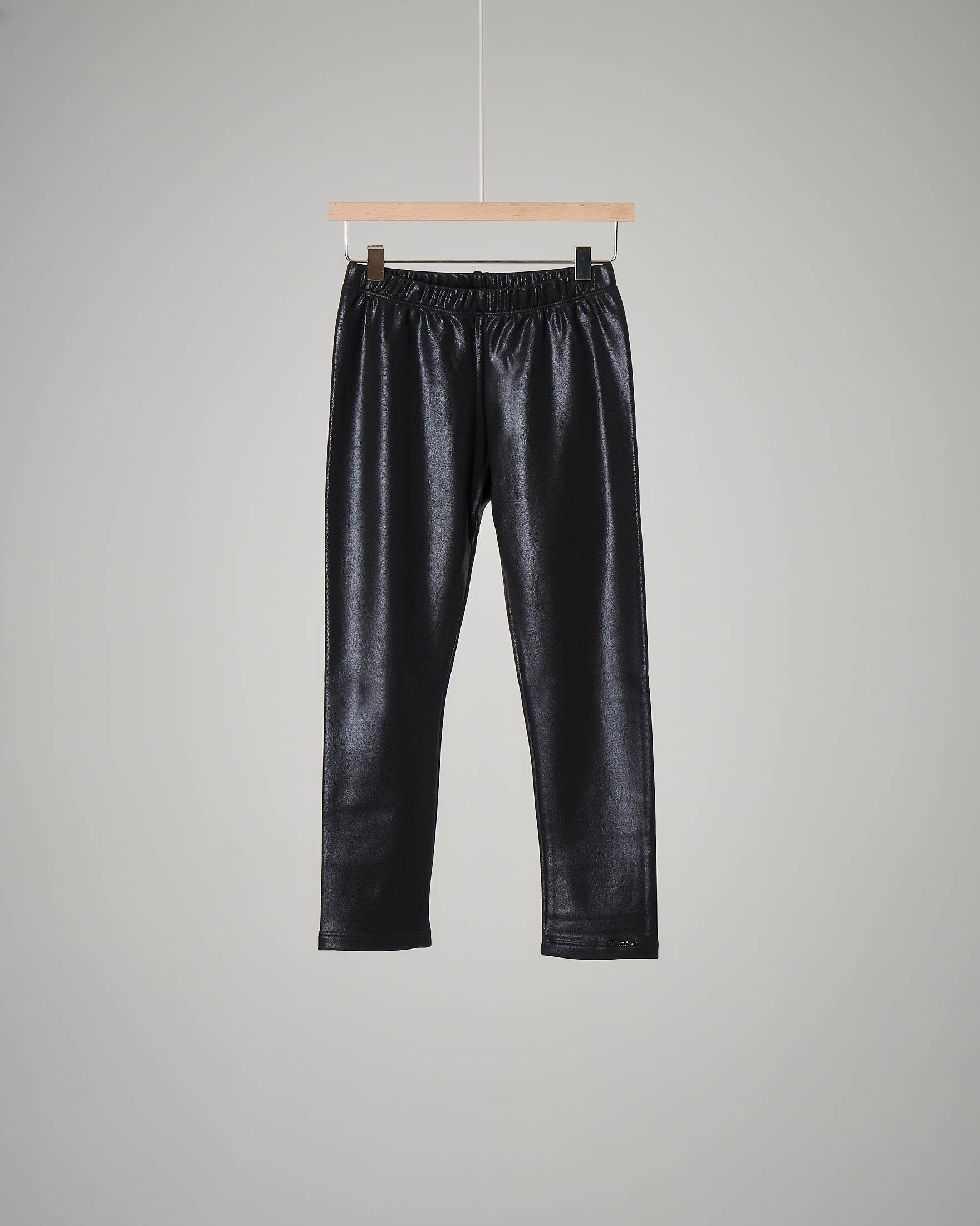 Pantalone nero leggins