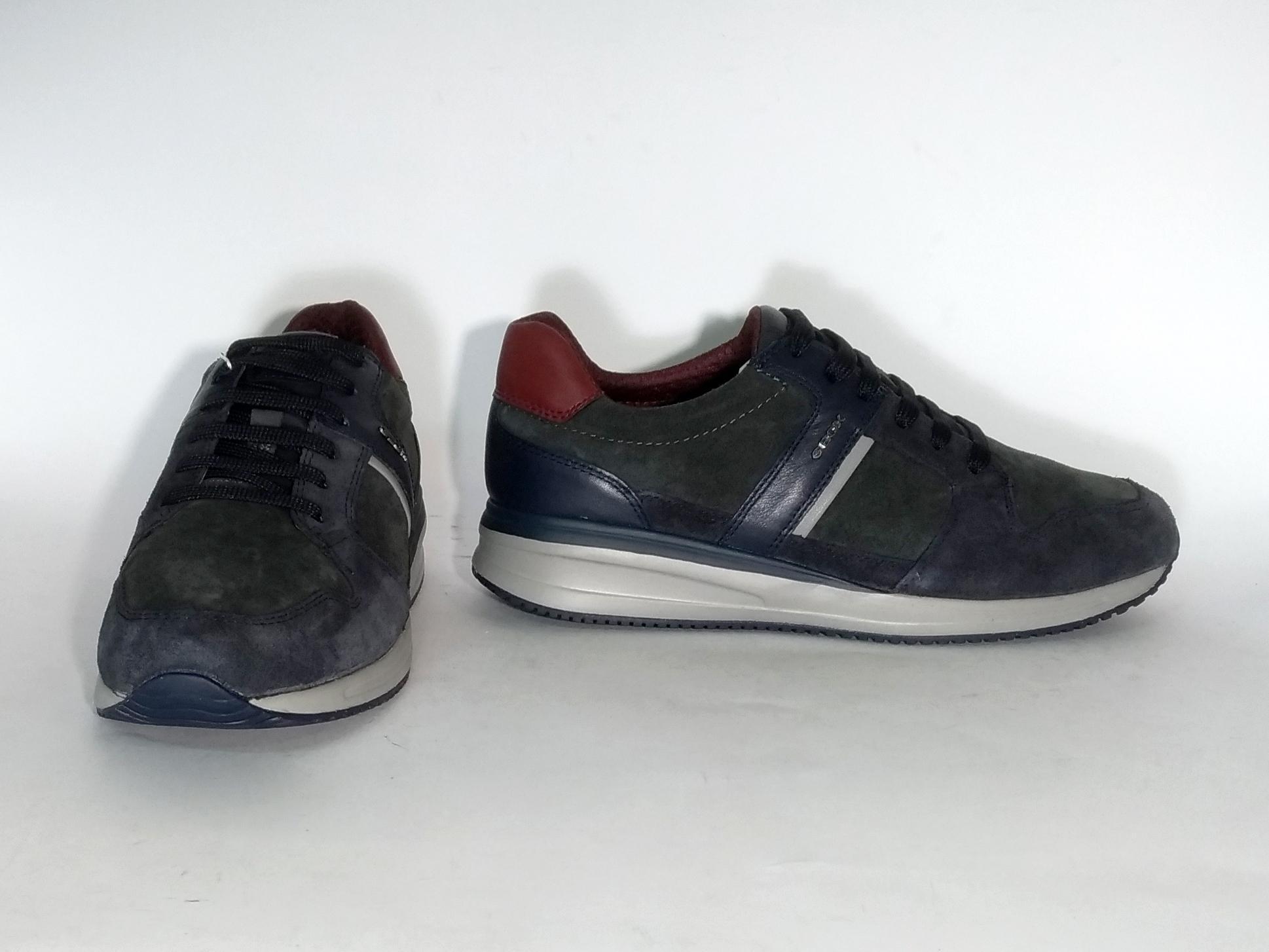 Sneaker navy/dark jeans Geox