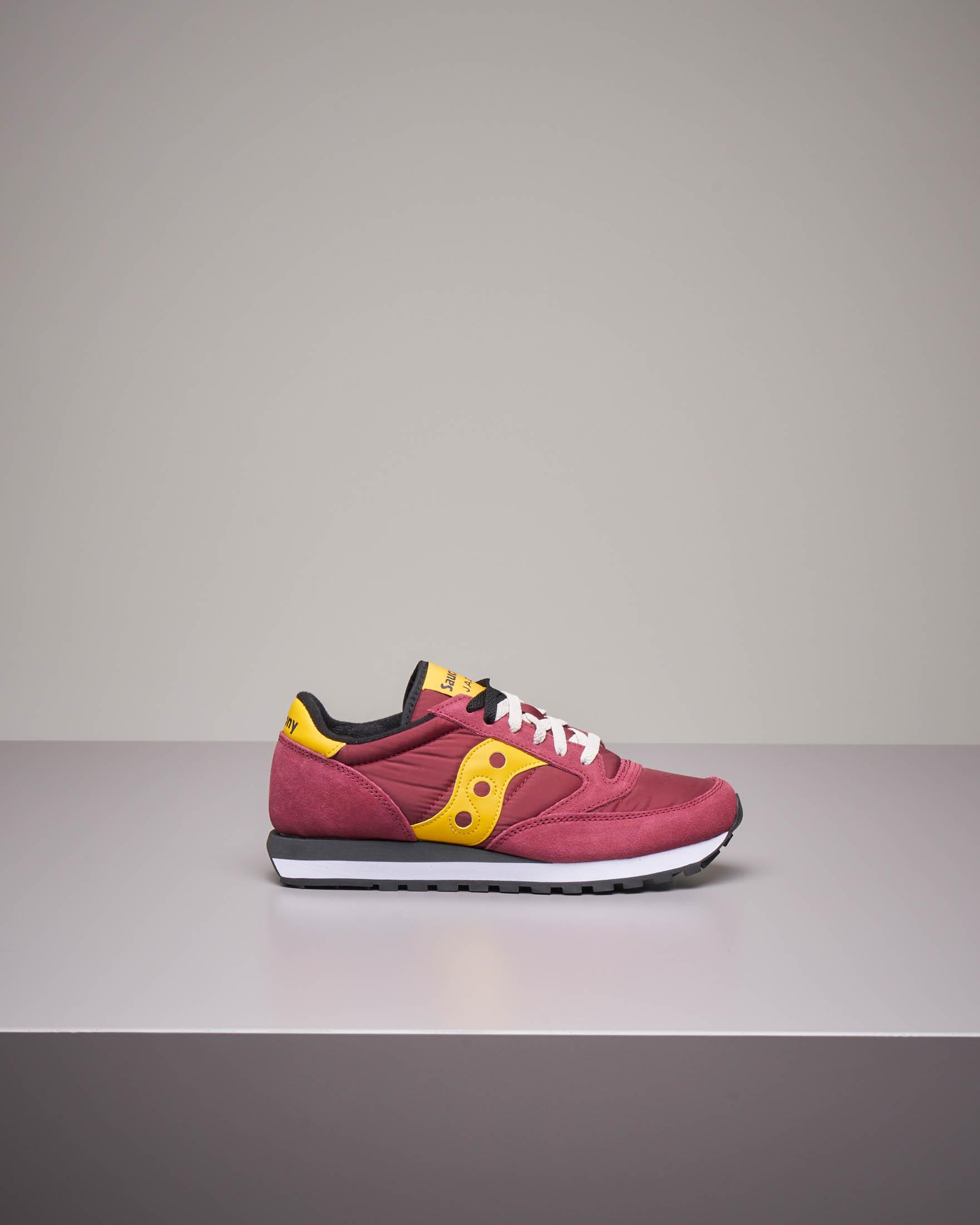 Sneakers Jazz O' bordeaux
