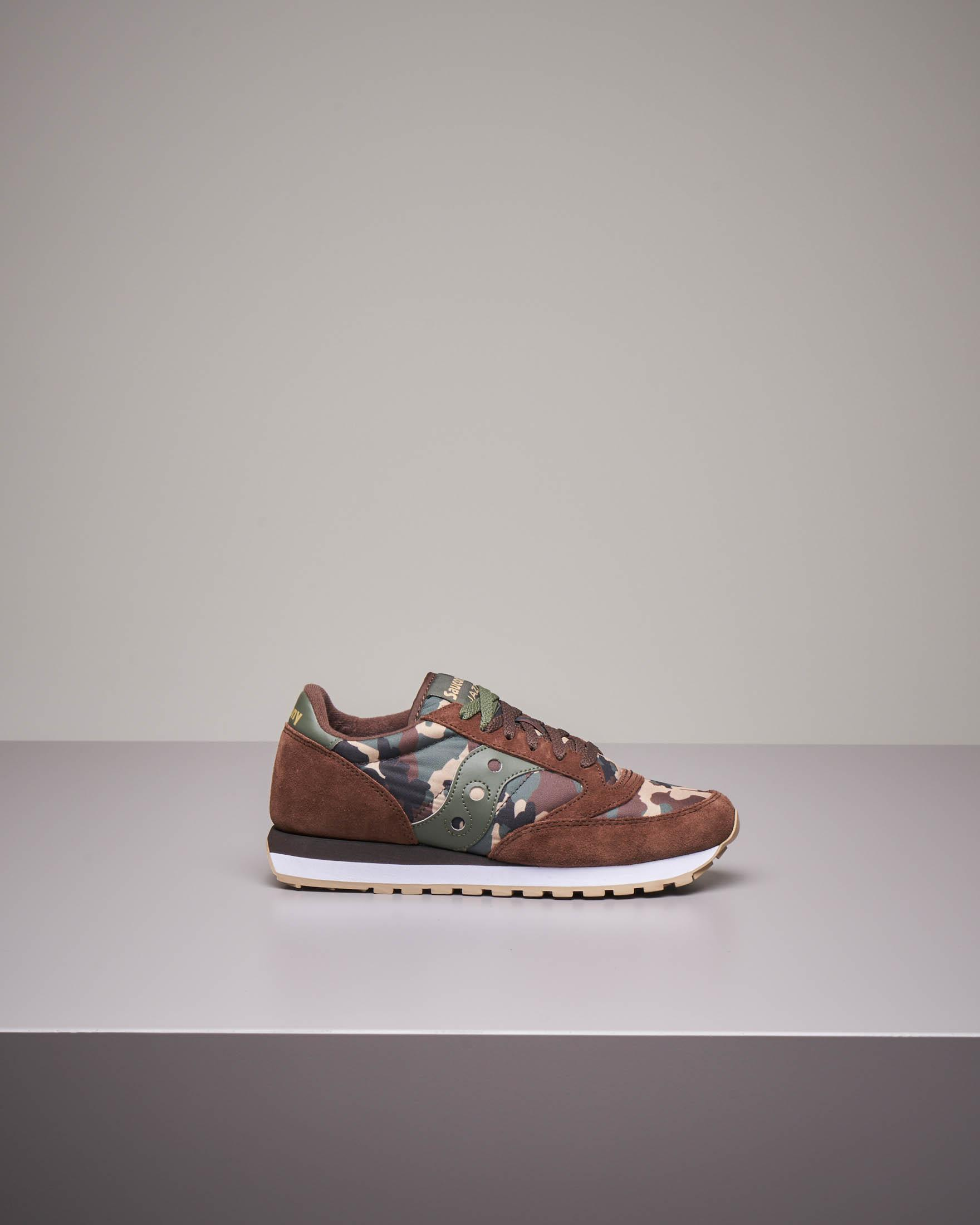 Sneakers Jazz O' camouflage