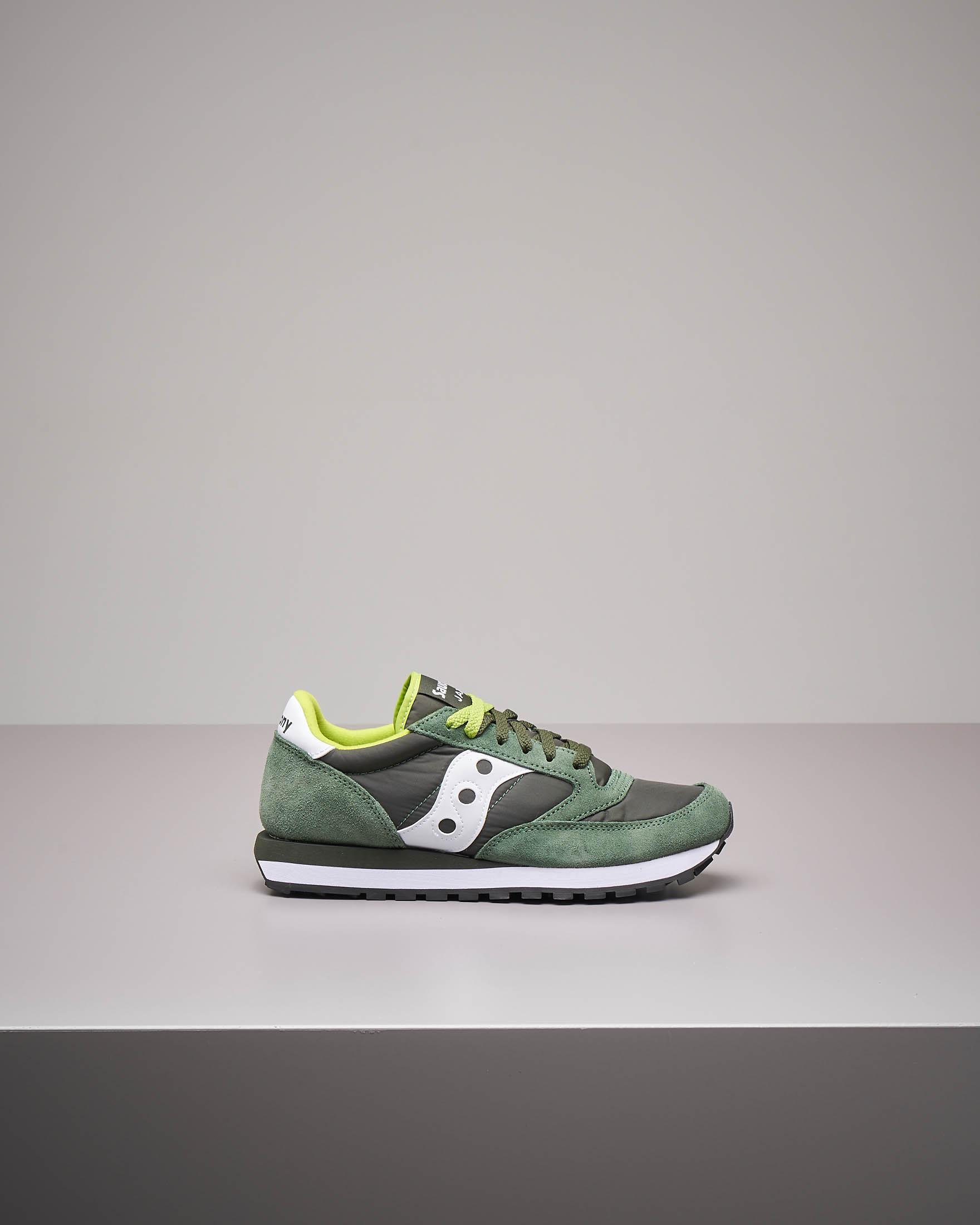 Sneakers Jazz O' verde