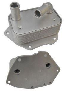 Radiatore olio motore Fiat Scudo, ulisse, 2.2jtd, NRF, 9682632980,