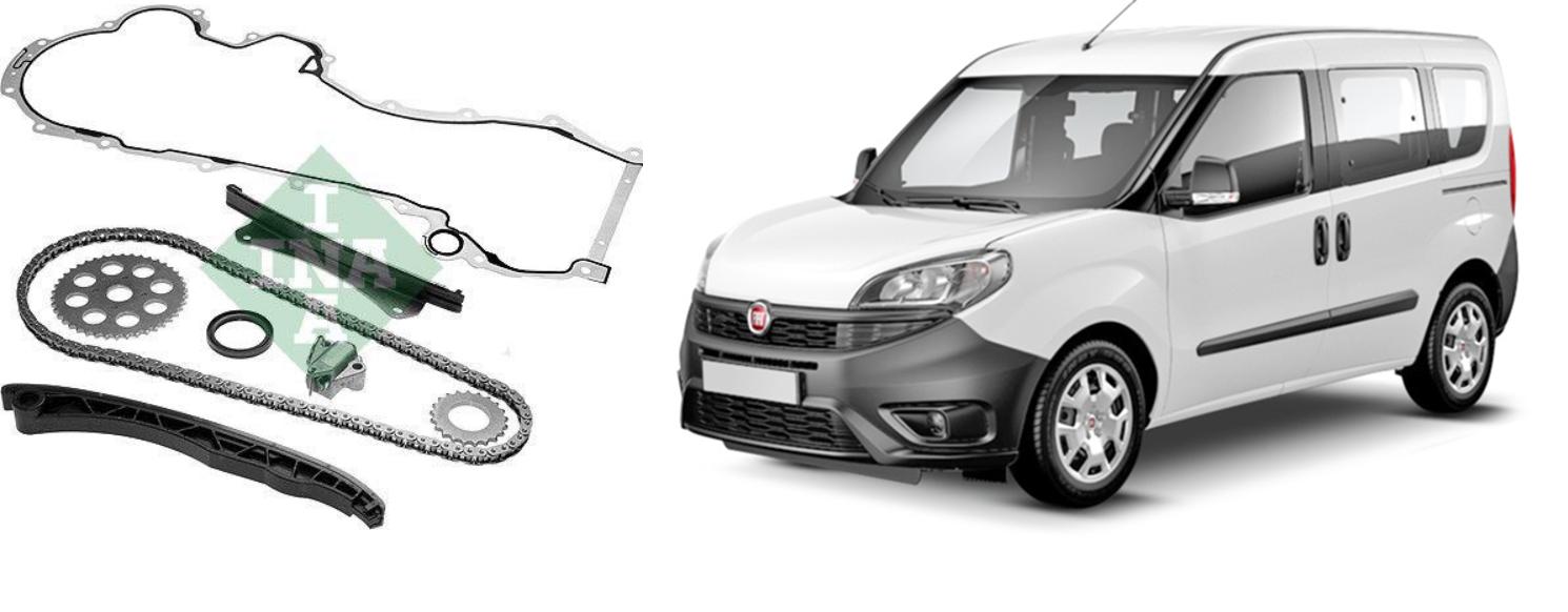 Kit catena distribuzione 1.3 Multijet per Fiat Doblò