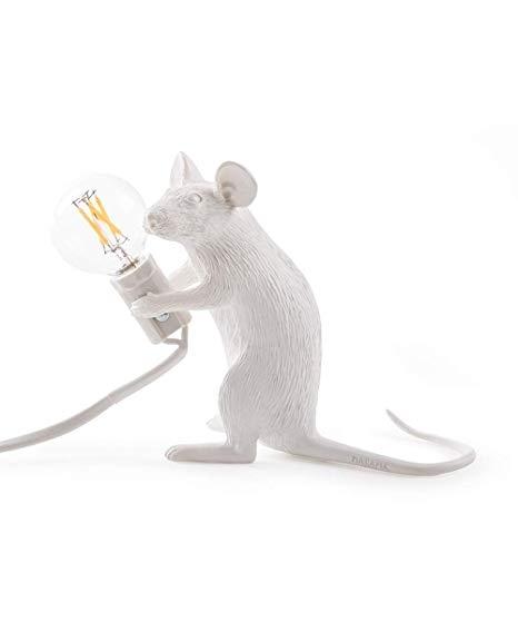 Lampada da tavolo Mouse Lamp Seletti