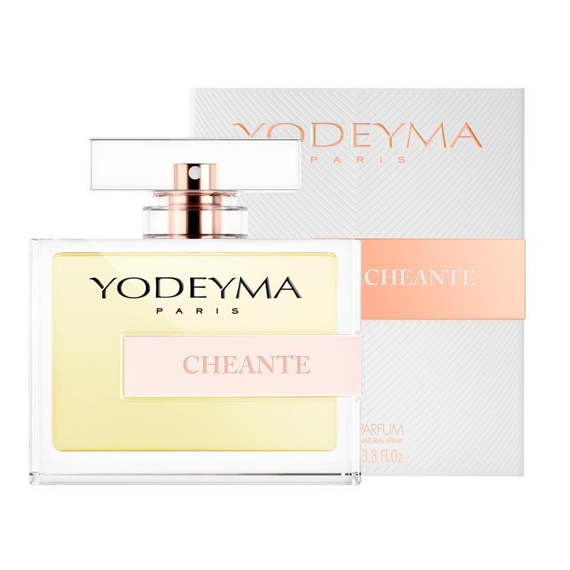 Yodeyma CHEANTE Eau de Parfum 100ml Profumo Donna
