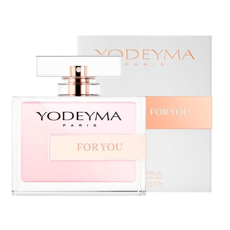 Yodeyma FOR YOU Eau de Parfum 100ml Profumo Donna