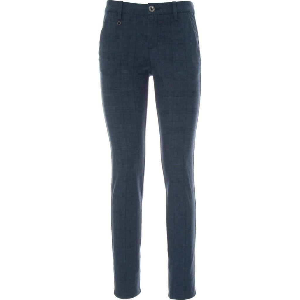 Pantalone tasca francese blu Nero Giardini