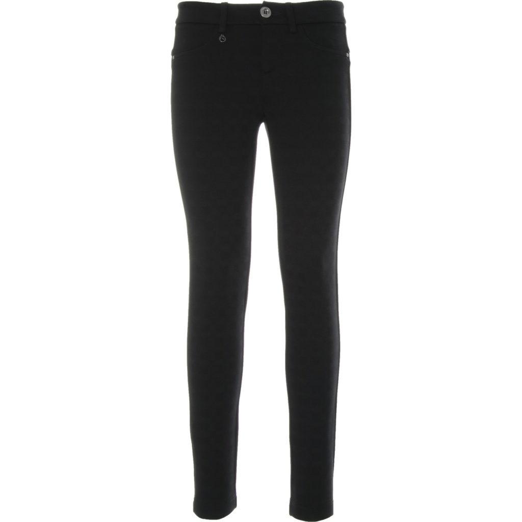 Pantalone 5 tasche nero Nero Giardini