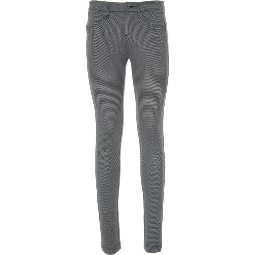Pantalone 5 tasche antracite Nero Giardini
