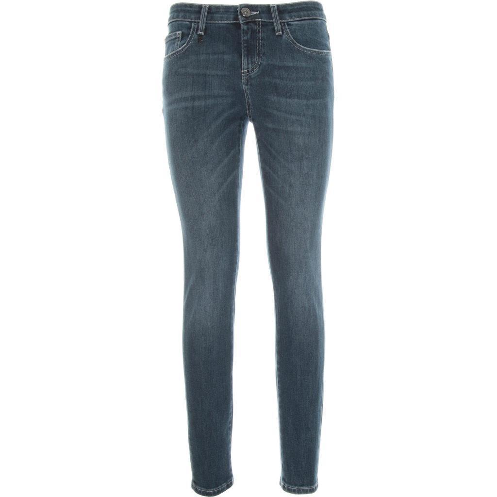 Jeans slim blu Nero Giardini