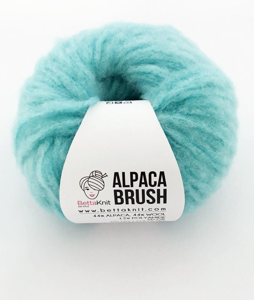 Wool - Yarns - ALPACA BRUSH - 1