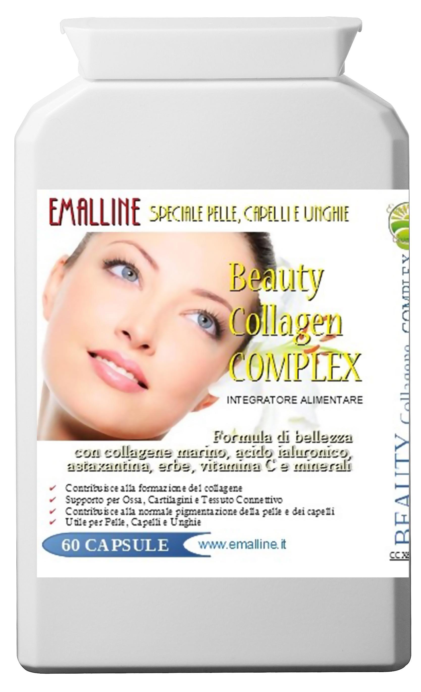 Emal Beauty Collagen Complex  60 Capsule