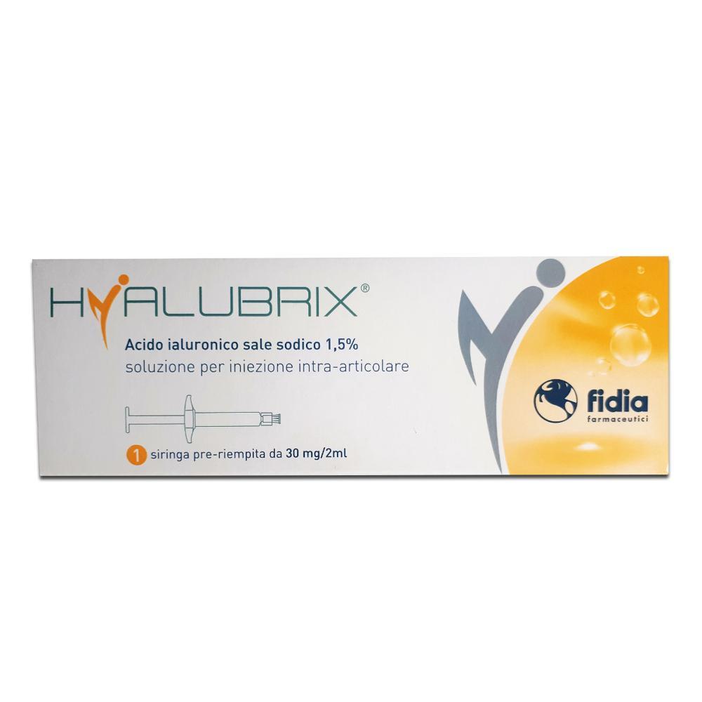Fidia Hyalubrix Acido Ialuronico sale sodico 1,5%