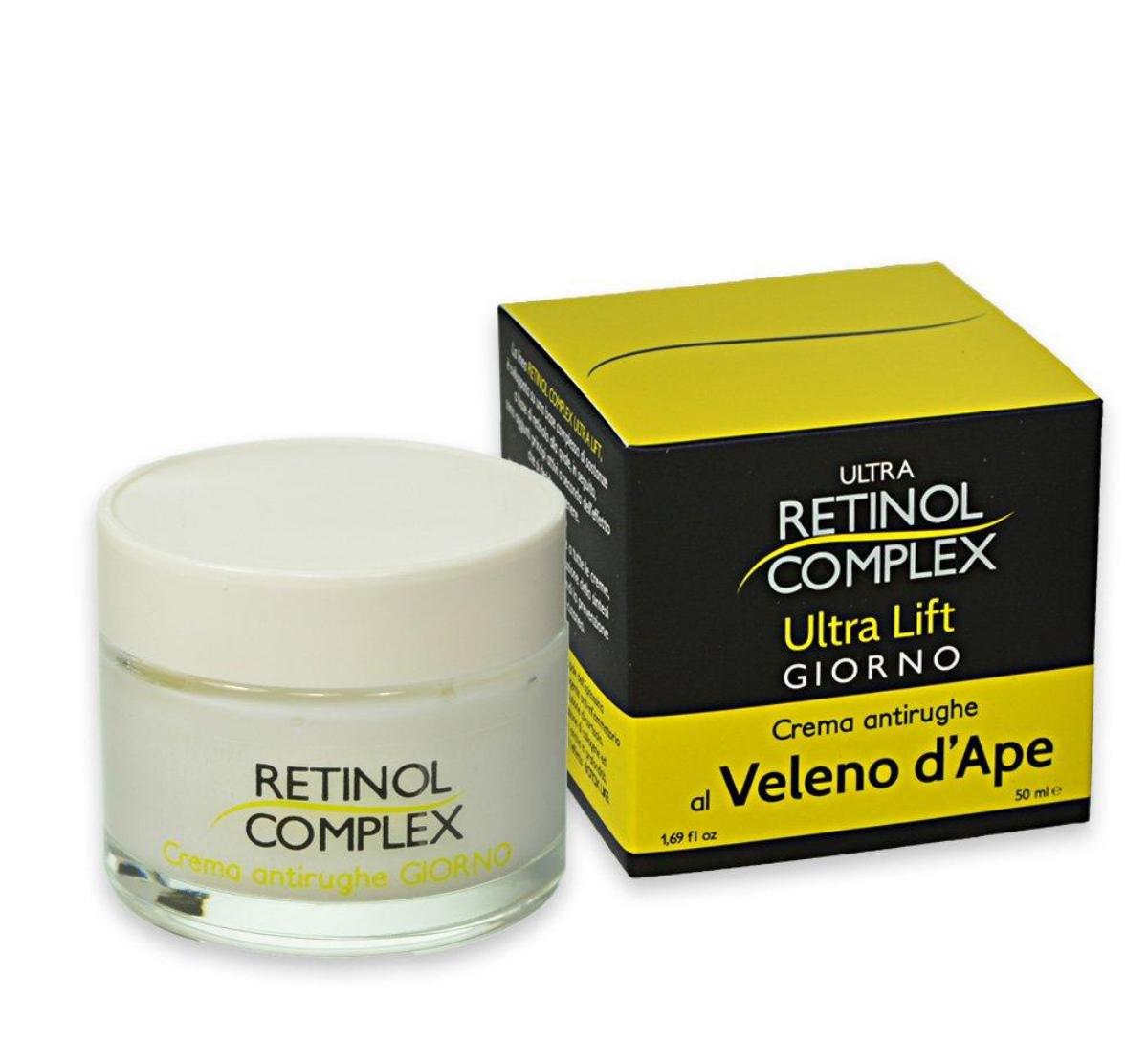 Crema Antirughe  Veleno d' Ape Retinol Complex