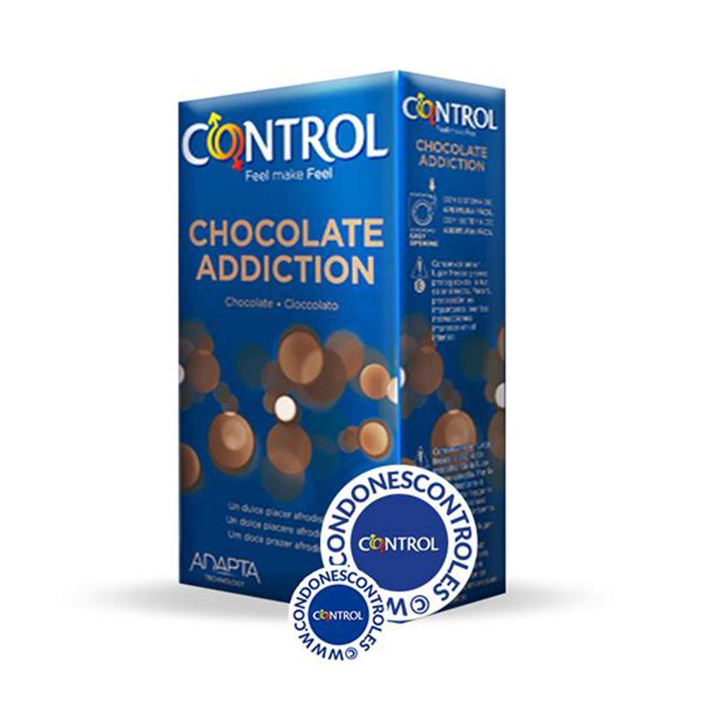 2x Control Chocolate Addiction