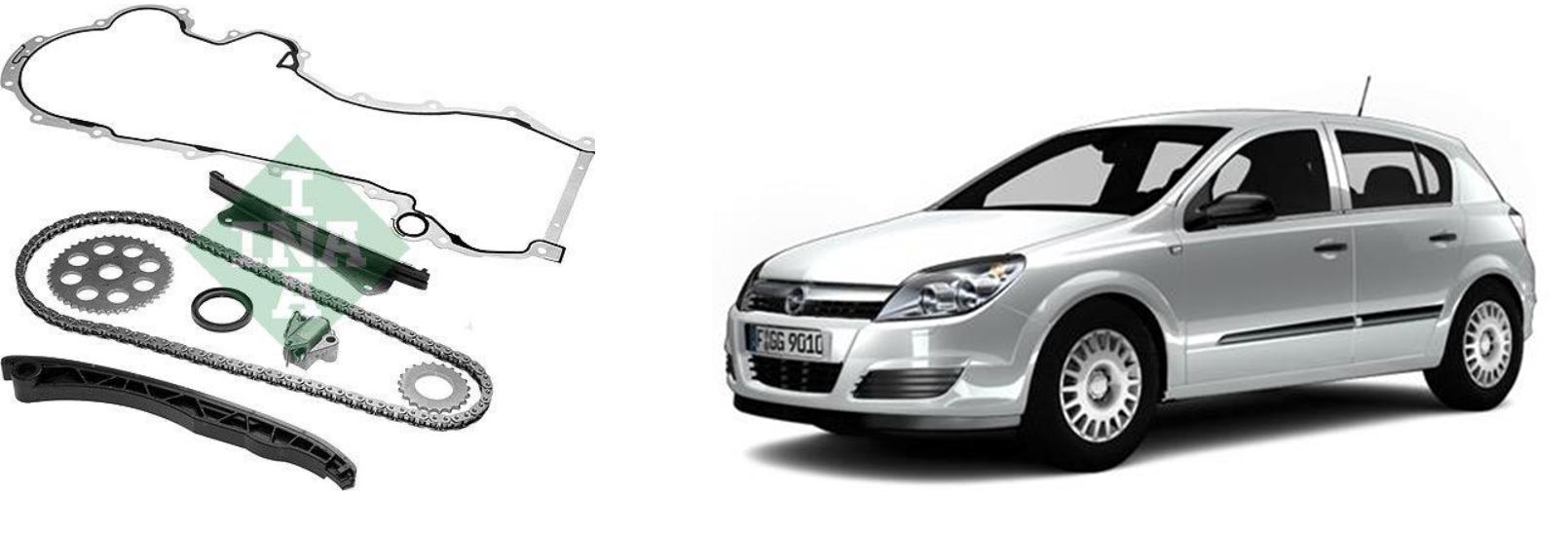 Kit catena distribuzione 1.3 CDTI per Opel Astra H
