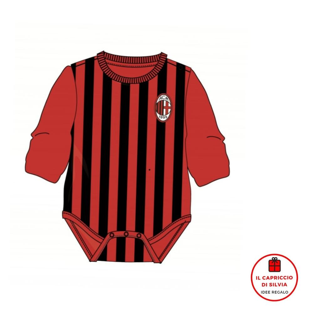 MILAN body layette neonato manica lunga official product