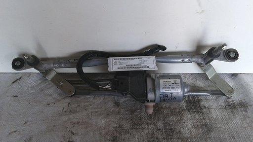 Meccanismo tergiparabrezza con motorino usato originale fiat panda 1.2 2011>