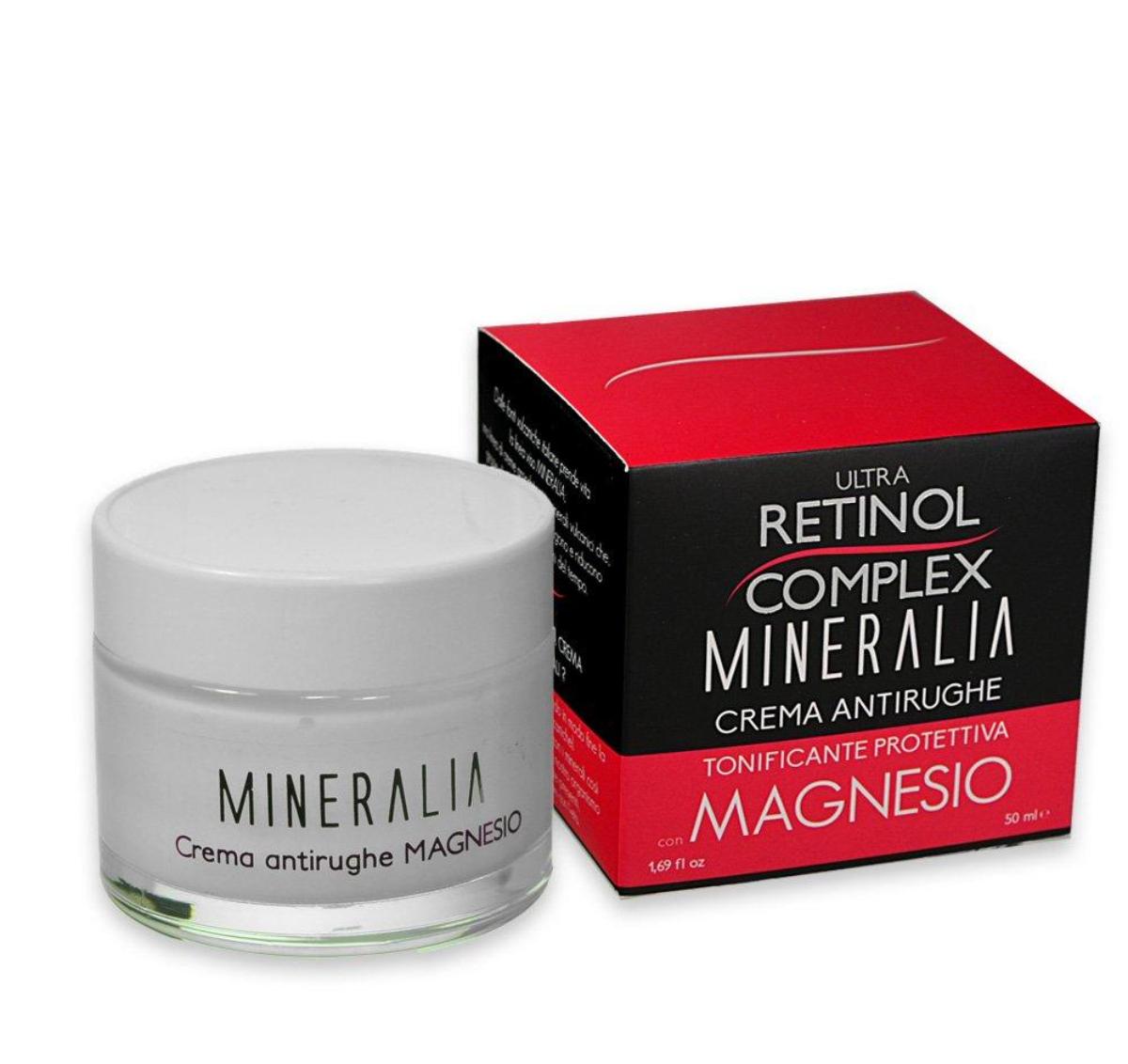 Retinol Complex Crema Magnesio