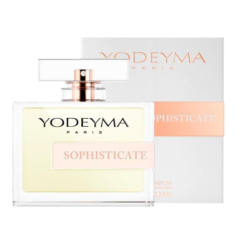 Yodeyma SOPHISTICATE Eau de Parfum 100ml Profumo Donna