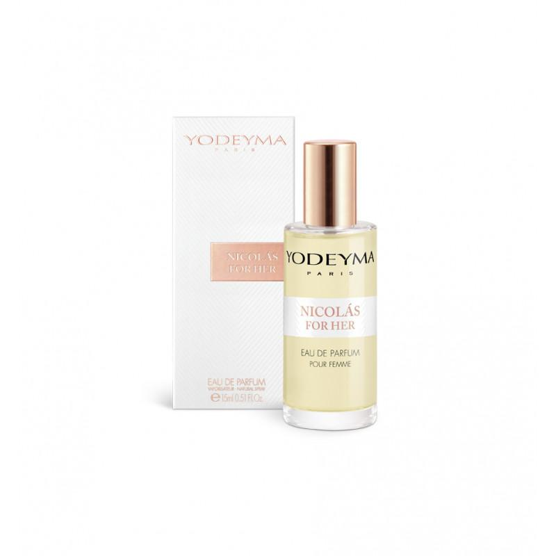 NICOLAS FOR HER Eau de Parfum 15 ml mini Profumo Donna