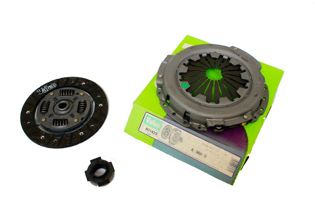 Kit frizione per Fiat Uno 70 Lancia Y10 1.3 MPI Valeo 801423 K369S