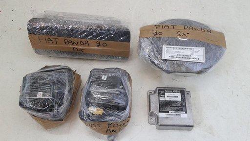 Kit air bag usato originale Fiat Panda serie dal 2009 al 2011 1.3 mjt