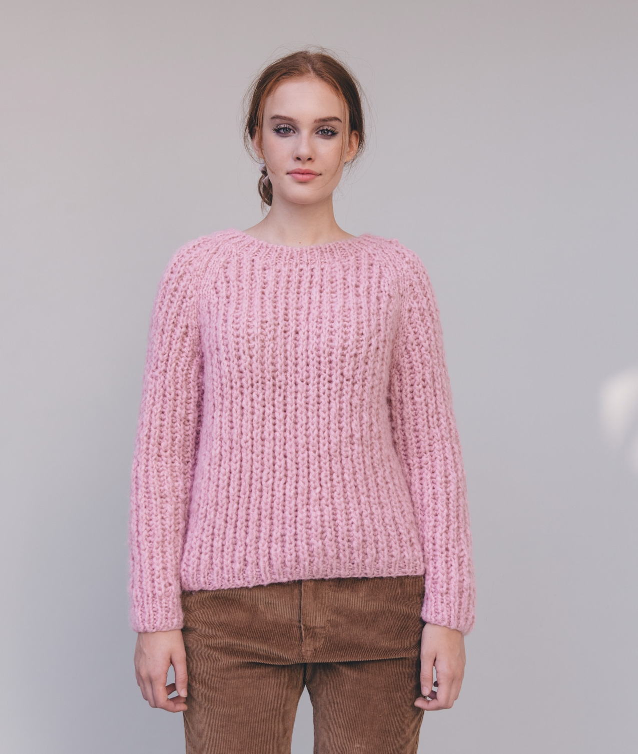 Fall / Winter 2018-19 Collection - CollectionsFall / Winter 2018-19 Collection - Collections - MARSHMALLOW SWEATER - 1