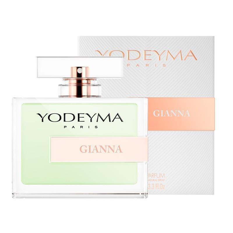 Yodeyma GIANNA Eau de Parfum 100 ml Profumo Donna