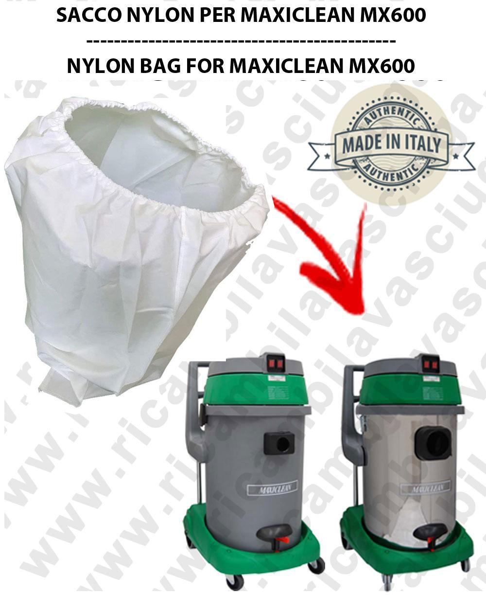 SACCO FILTRO NYLON cod: 3001220 PER aspirapolvere MAXICLEAN modello MX600
