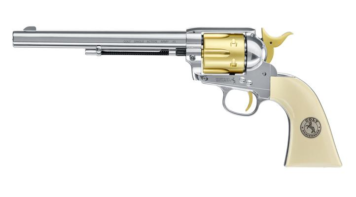 UMAREX COLT SAA.45 CO2 4.5 GOLD 7.5