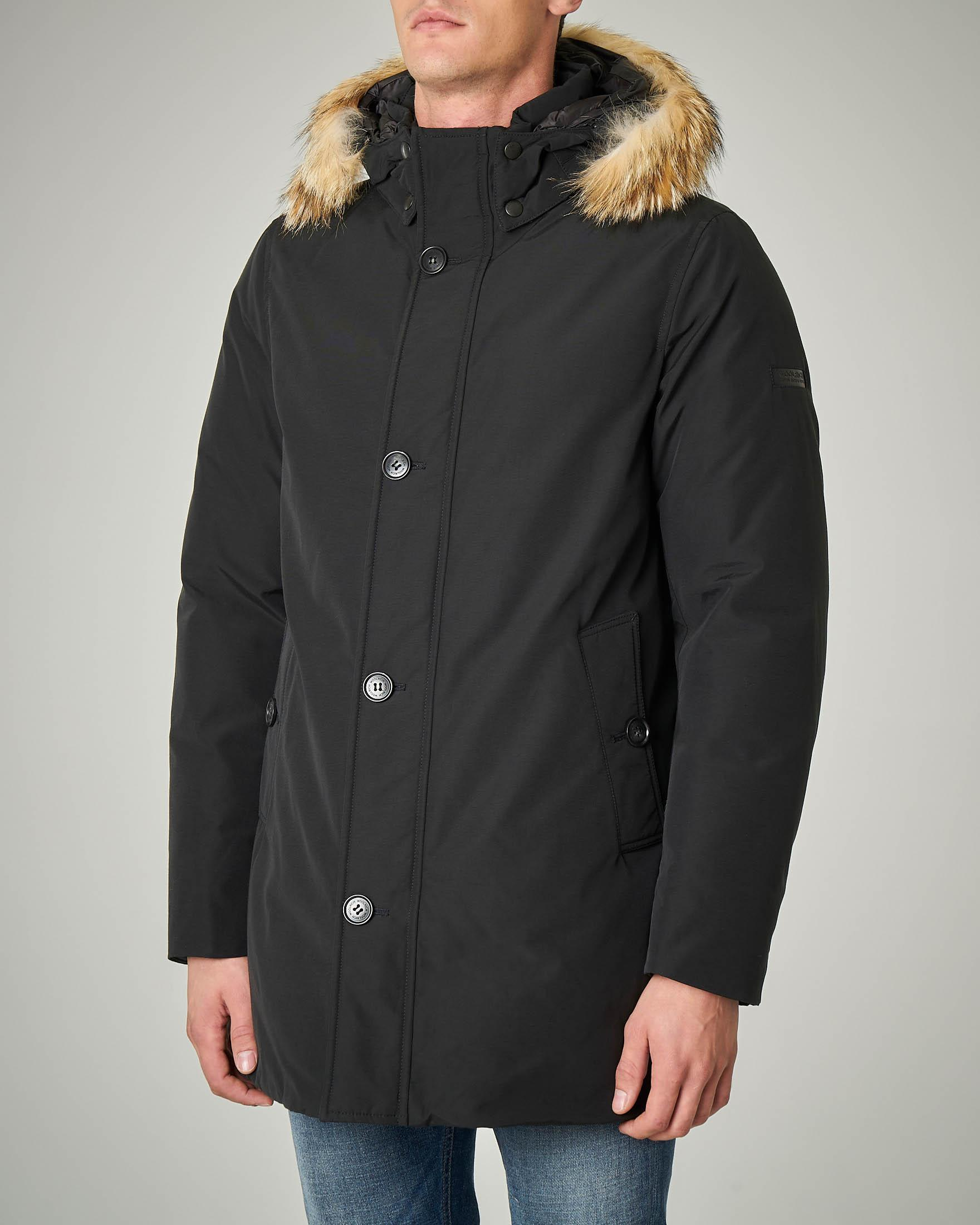 South Bay Parka nero