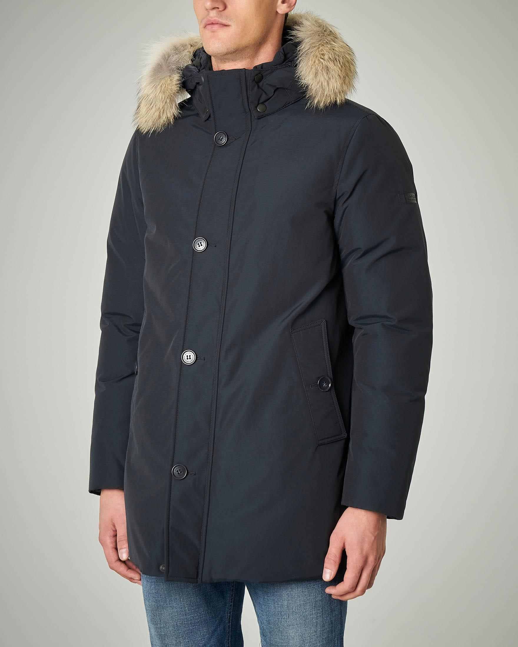 South Bay Parka blu