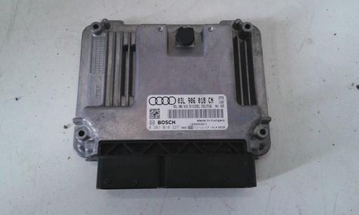 Centralina iniezione usata originale Audi Q3 serie dal 2011 al 2015