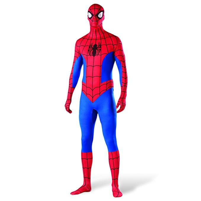 Costume Spiderman 2nd Skin