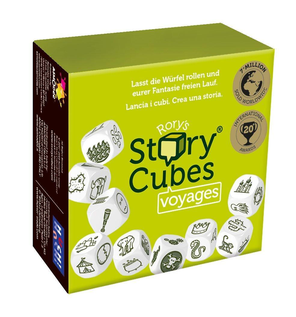 ASMODEE 8077 RORY'S STORY CUBES VOYAGES