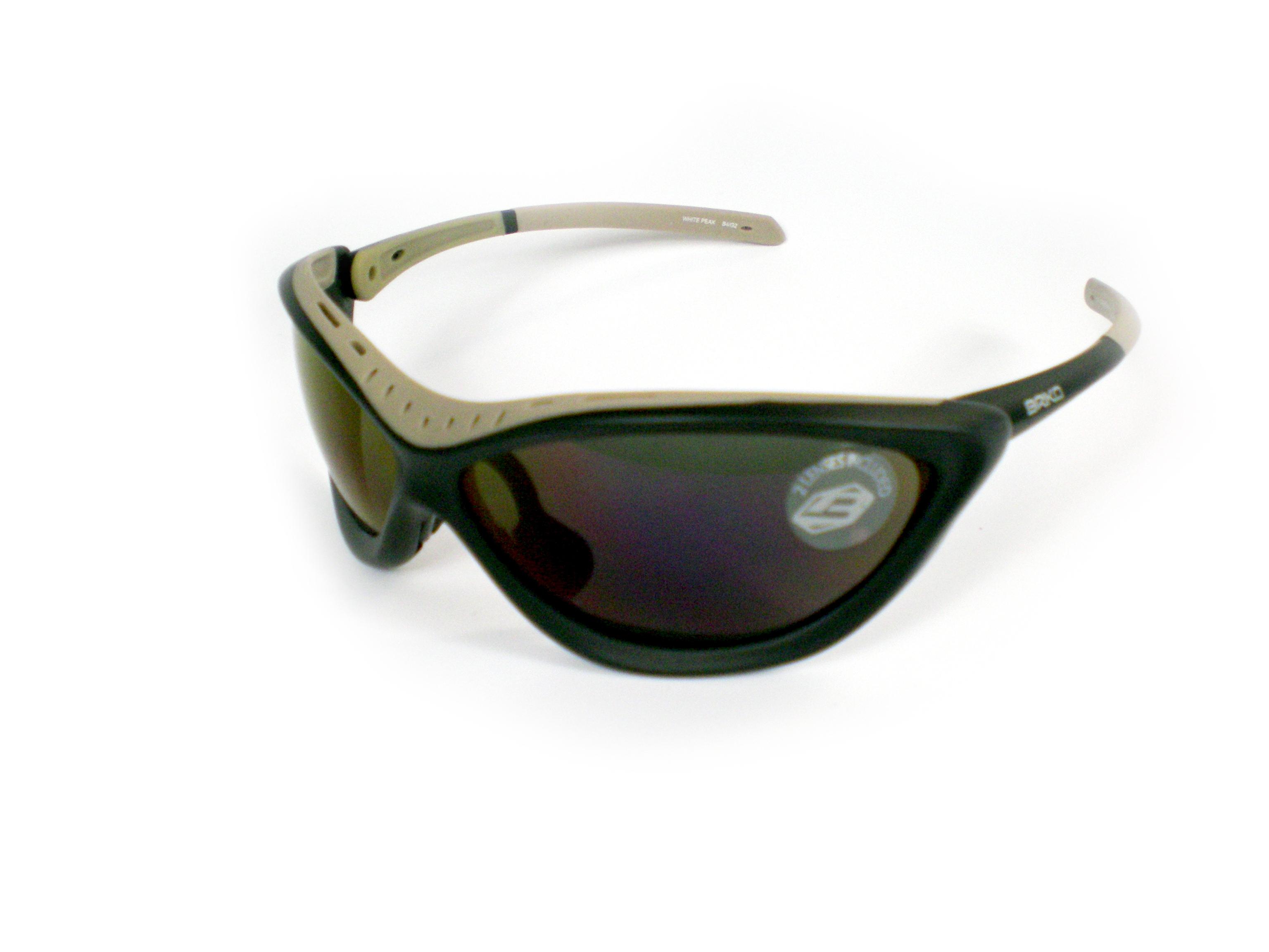Buy Sports Sunglasses Unisex White Peak 17456840 | Queency.co.uk