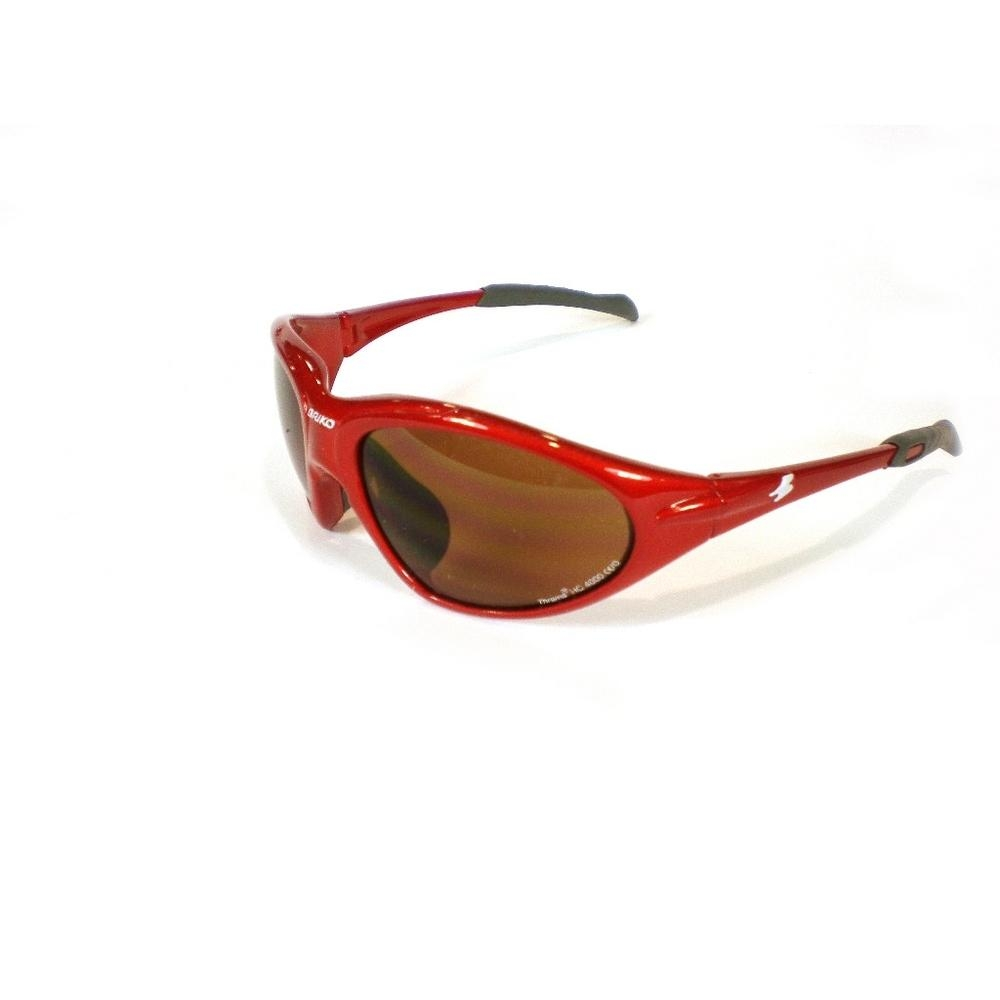 Buy Sports Unisex Sunglasses Flip Red 17456925 | Queency.co.uk