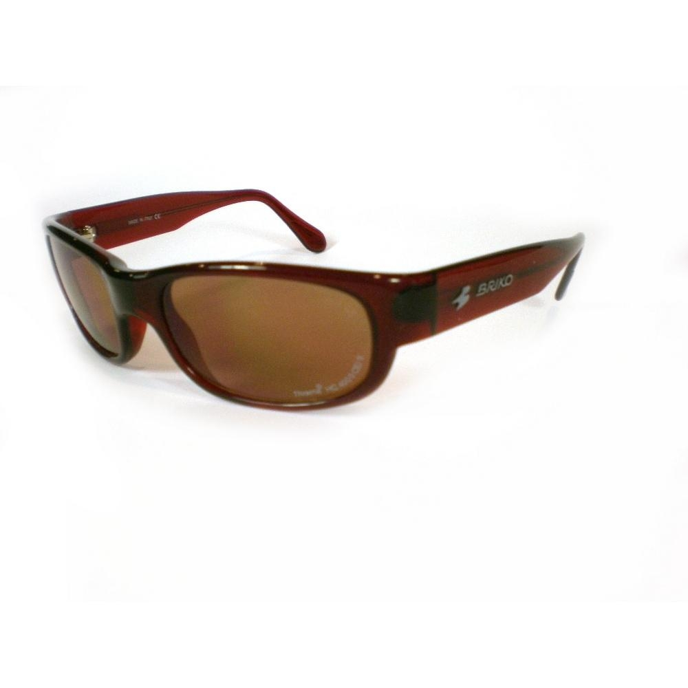 Buy Sports Unisex Sunglasses Shiny Brown 17456934 | Queency.co.uk