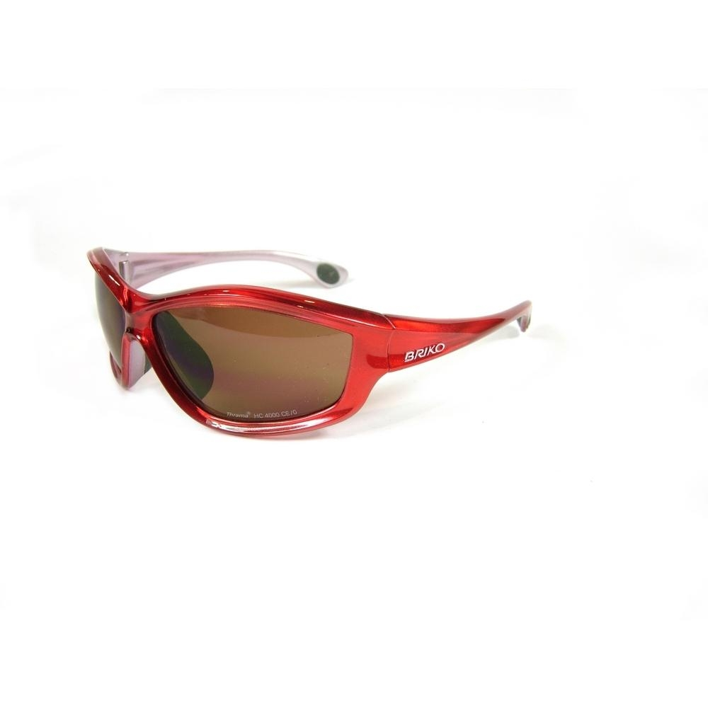 Buy Sports Sunglasses Unisex Sonar Red 17456941 | Queency.co.uk