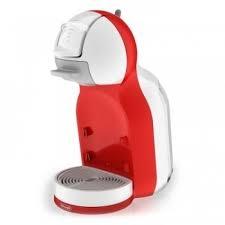 DeLonghi EDG350.WR Mini Me automatica Red & White