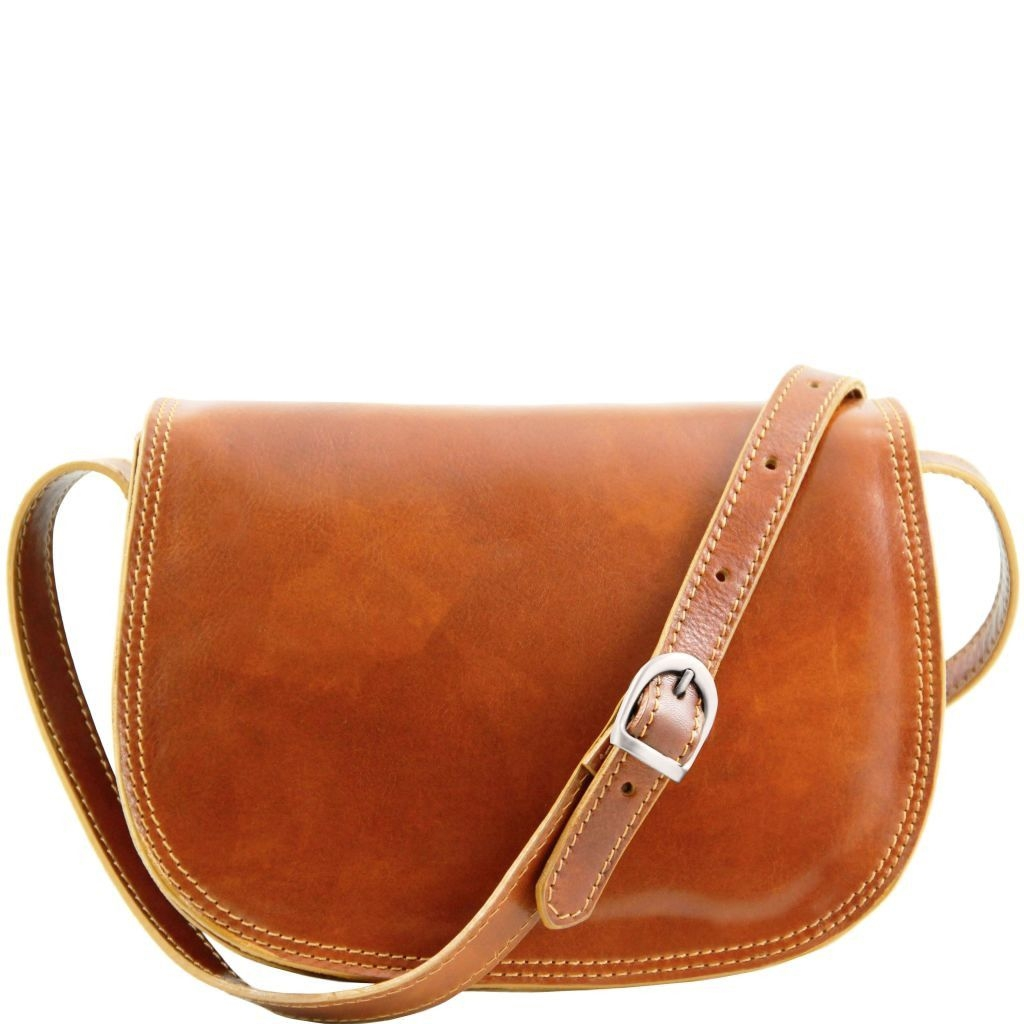 Tuscany Leather TL9031 Isabella - Lady leather bag Honey