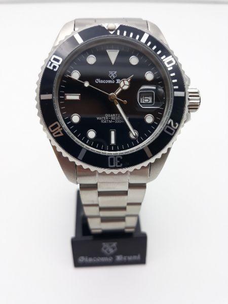 Orologio Uomo Giacomo Bruni, subacqueo, vendita on line |OROLOGERIA BRUNI Imperia